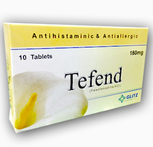 Tefend plus